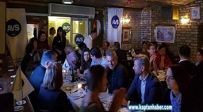AVS'den Londra'da tedarikçilerine davet
