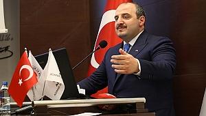 Bakan Varank, 2023 için Sanayi ve Teknoloji stratejisini açıkladı