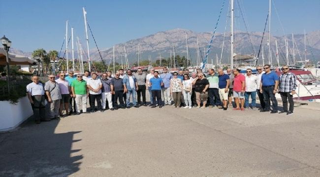 Batı Karadeniz Acentaları, Batı Antalya'yı ziyaret etti