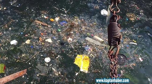 Deniz kirletenlere 5.5 milyon lira para cezası kesildi