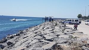 Denize kaybolan gencin cesedi bulundu