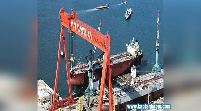 Hyundai Samho, 337 milyon dolarlık 5 adet gemi siparişi aldı