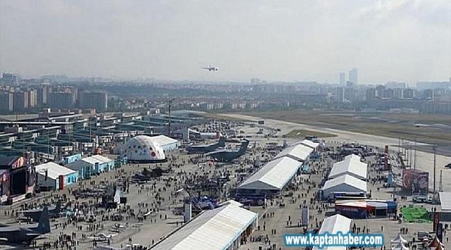 İstanbul Havacılık, Uzay ve Teknoloji Festivali başladı