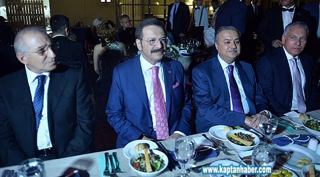 Mersin Deniz Ticaret Odası 30. yılını kutladı