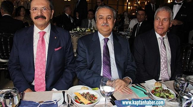 Mersin Deniz Ticaret Odası, kuruluşunun 30. yılını kutladı
