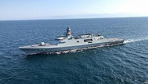 MİLGEM Projesi'nin 4. gemisi göreve başlayacak