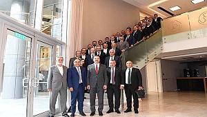 Recep Düzgit, Türkiye Denizcilik Meclisi Başkanlığı'na seçildi