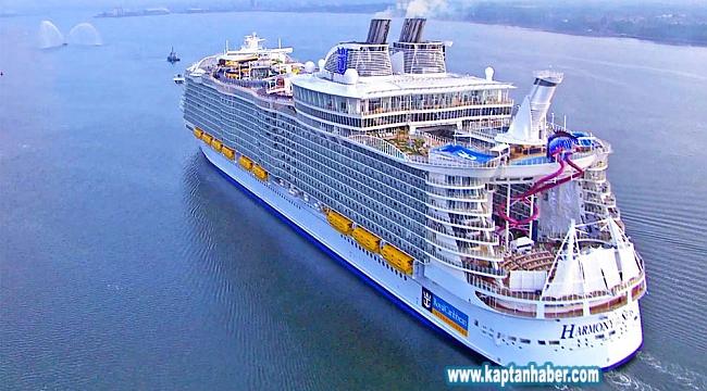 Shangai, dünyanın üçüncü büyük kruvaziyer limanını inşa edecek