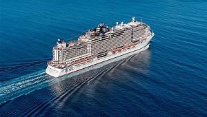 'Sky Princess' isimli yolcu gemisi, Ekim'de sefere başlıyor