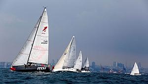 Tekirdağ'da 5. Uluslararası Yelken Yarışları heyecanı