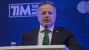 TİM Başkanı Gülle'den Eximbank açıklaması