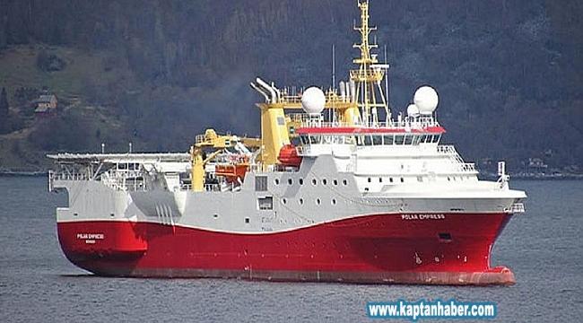 TPAO'dan ikinci sismik araştırma gemisi için sözleşme