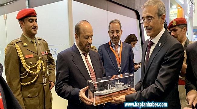 Türk firmaları, Uluslararası Savunma ve Güvenlik Fuarı'nda boy gösterdi