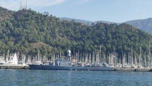 Askeri gemiler 29 Ekim'de vatandaşlara kapılarını açtı