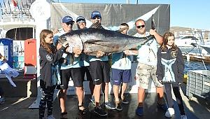 Columbia PFG Alaçatı Big Fish Turnuvası gerçekleştirildi