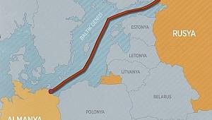 Danimarka'dan Kuzey Akım 2'ye izin çıktı