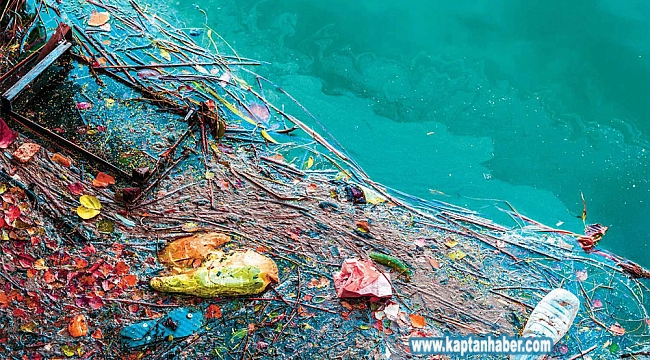 Deniz kirliliğine müdahale tatbikatı yapıldı