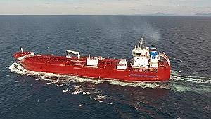 İlk Metanol yakıtlı gemi suya indi