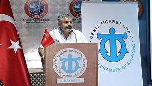İMEAK DTO Aliağa Şubesi 1. Yılını Kutladı