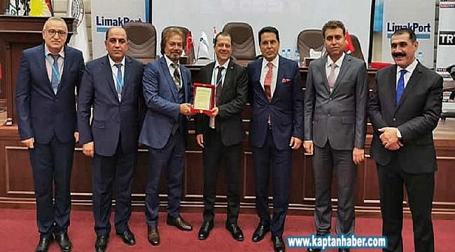 Limakport İskenderun Limanı Erbil'de ofis açıyor