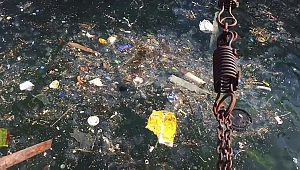 Mersin'de temiz deniz denetimi gerçekleştirildi