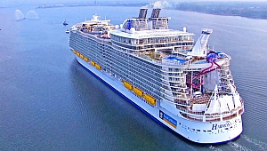 MSC Cruises, Cannes Körfezi'ni korumak için anlaşma imzaladı