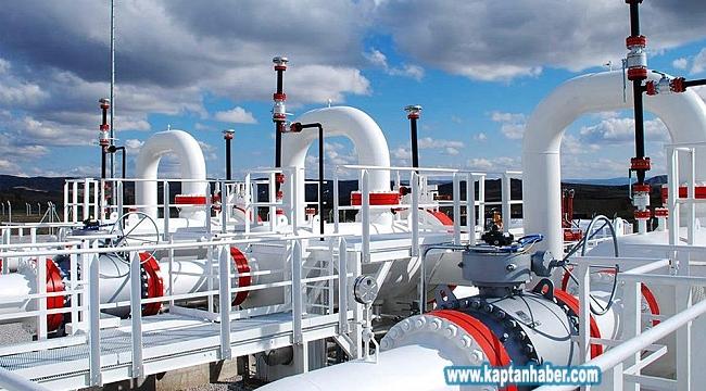 TürkAkım'da deniz geçiş hatlarından ilki doğalgazla dolduruluyor