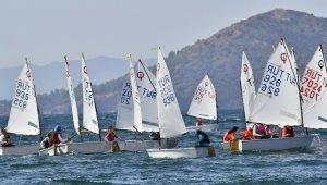 TYF Denizkızı Kupası'nda heyecan sona erdi