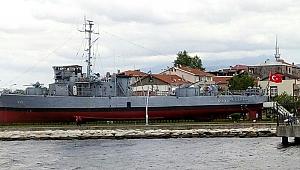 Yarhisar Müze Gemisi'ni 300 bin kişi ziyaret etti