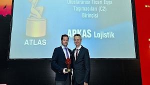 Arkas Lojistik'e Logitrans'tan İki Ödül Birden