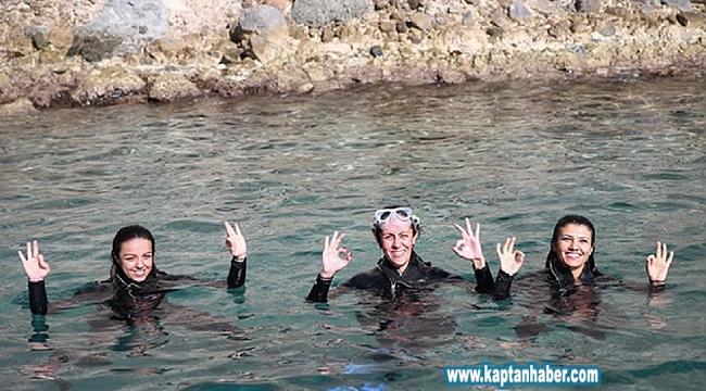 Enez'de dalış turizminin gelişimi için dev adım