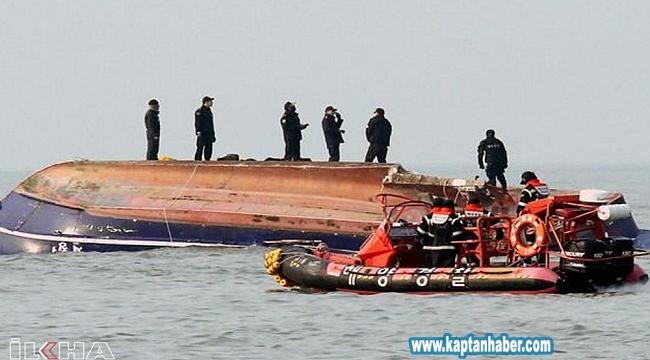 Göçmen teknesi alabora oldu 5 ölü, 15 kayıp!