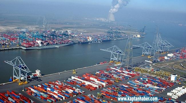 Hamburg Limanı yılın ilk üç çeyreğinde % 6,9 büyüdü!