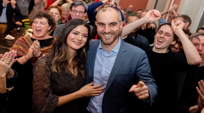 Hannover'in yeni belediye başkanı 'Bizden Biri!'