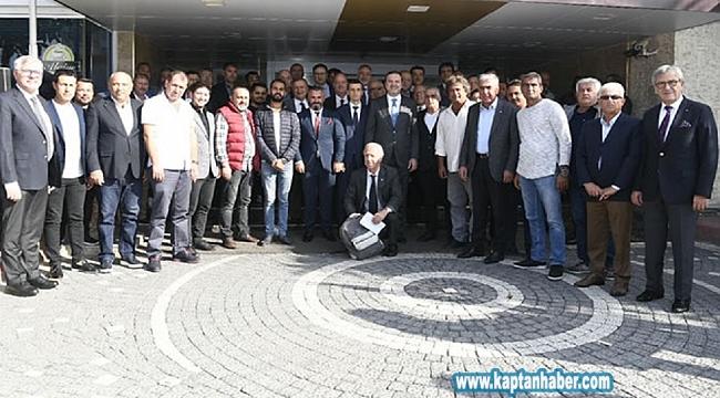 IMEAK DTO'dan Antalya'ya çıkarma