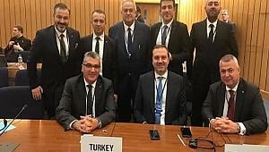 İMEAK DTO Yönetimi, IMO'nun 31. Genel Kurulu'na katıldı