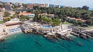 Karadağ sahillerine Türkiye çıkarması