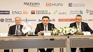 Türk Eximbank, 500 milyon euroluk sendikasyon kredisi aldı
