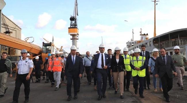 Başkan İmamoğlu'ndan KANAL İSTANBUL açıklaması