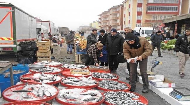 Deniz suyu sıcaklığı balık fiyatlarını vurdu