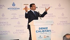 Ekrem İmamoğlu: İstanbul satılacak ya da pazarlanacak bir ürün değil