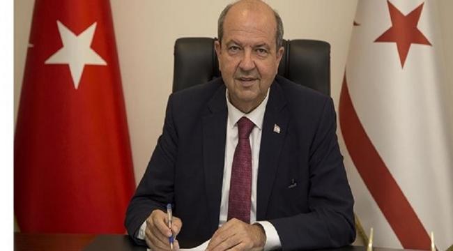 Ersin Tatar: Libya ile yapılan bu anlaşma yeni bir haritaya sebebiyet vermiştir