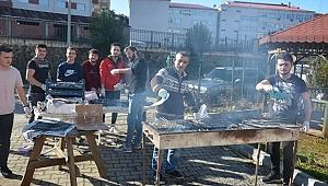 Eynesil 'de 4. geleneksel balık festivali yapıldı