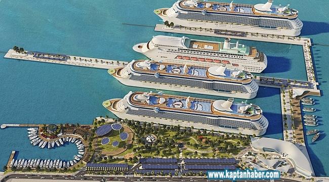 Global'in Cruise Centre Singapore'u işletme süresi uzatıldı