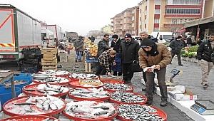 Havalar soğudu, balık fiyatları düşüşe geçti