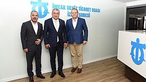 İMEAK Deniz Ticaret Odası İzmir Şubesi Aralık Ayı Meclis Toplantısı