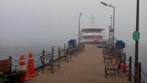 Kocaeli'de deniz ulaşımı yeniden başladı