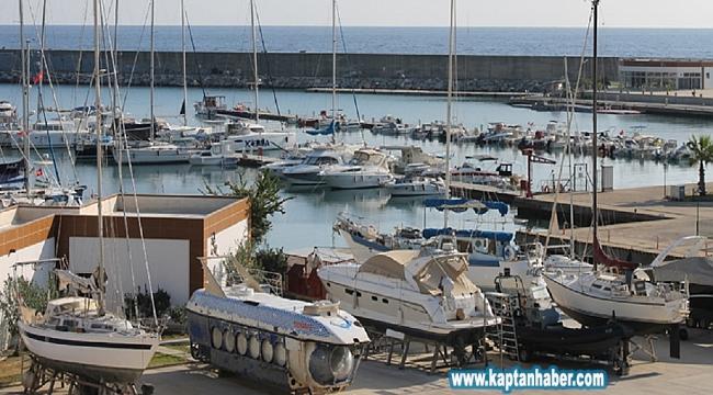 Anamur'da tekne sahiplerini fırtınanın ardından hırsızlık vurdu