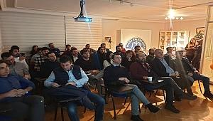 Gemi Brokerleri Derneği bilgilendirme toplantıları düzenli olarak yapılıyor