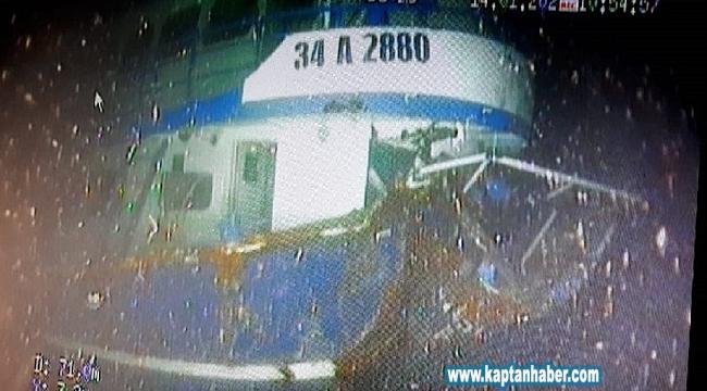 Gemi kazasıyla ilgili şok iddia!